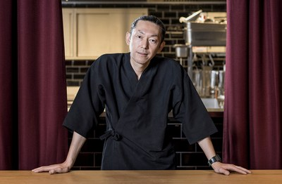 Atsushi Hiraoka, Sushi Master im Casino Bern
