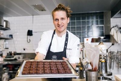 Samuel Dober, Chef Pâtissier im Casino Bern