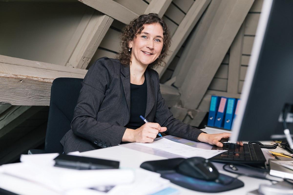 Deborah Steffen, Personalverantwortliche Casino Bern. Vergrösserte Ansicht