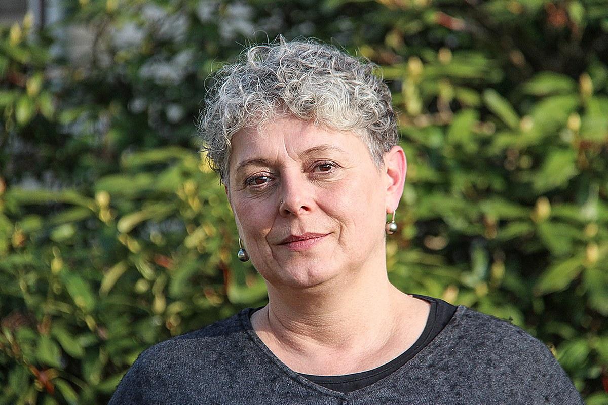 Margrit Lienhart, Psychologin und Co-Gesamtleitung Leitung SORA für Familien. Vergrösserte Ansicht