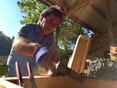 Der Hammer als neues Werkzeug von Alfredo