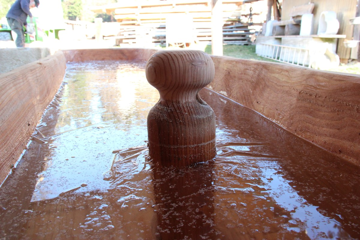 Schwingerbrunnen 4. Vergrösserte Ansicht