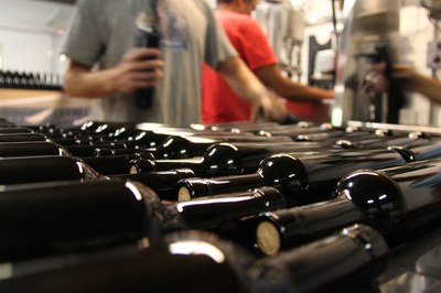 2000 Liter werden abgefüllt