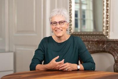 Doris Widmer, benevol Bern (Quelle ZVG)