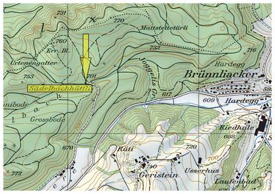 Sädelbach (Karte)