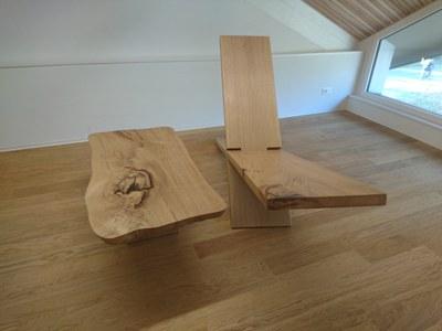 Holzstuhl