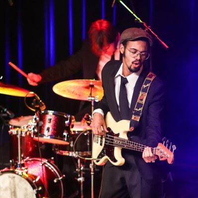 Die starken Eigenkompositionen der Funk-Combo überzeugten Jury und Publikum.